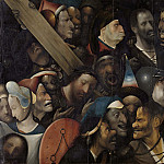 Christ carrying the Cross , Hieronymus Bosch