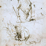 Two Monsters, Hieronymus Bosch
