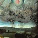 The Last Judgement, left wing, Hieronymus Bosch