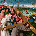 Hieronymus Bosch - Christ Carrying the Cross