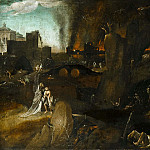 The Vision of Tnugdalus , Hieronymus Bosch
