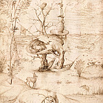 Hieronymus Bosch - The Tree Man