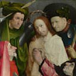 Hieronymus Bosch - The Crowning with Thorns