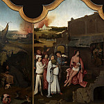 Hieronymus Bosch - Job Triptych (workshop)