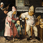 The mender , Hieronymus Bosch