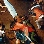 Hieronymus Bosch - The Last Judgement (detail)