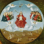 Hieronymus Bosch - The Seven Deadly Sins and the Four Last Things - The Last Judgment (workshop or follower)