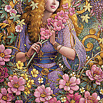Karl Bang - Spring Enchantress