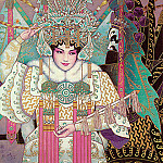 Karl Bang - Peking Opera