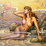 Karl Bang - Sea Nymph (Nudity)