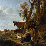 Nicolaes (Claes Pietersz.) Berchem - Rest