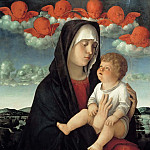 Mary and Child, Giovanni Bellini