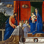 Giovanni Bellini - Barbarigo altarpiece