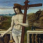 The Blood of the Redeemer, Giovanni Bellini