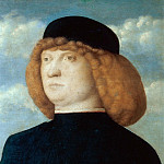 Portrait of a nobleman, Giovanni Bellini