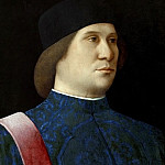 Giovanni Bellini - Portrait of a Procurator