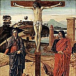 Giovanni Bellini - Crucifixion