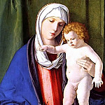 Madonna and Child, Giovanni Bellini