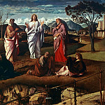 Giovanni Bellini - Transfiguration of Christ