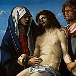 The Lamentation of Christ, Giovanni Bellini