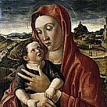 Madonna with Child, Giovanni Bellini
