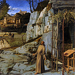 St. Francis in the Desert, Giovanni Bellini