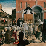 Saint Vincent Ferrer Altarpiece, Giovanni Bellini