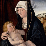 Giovanni Bellini - Madonna and Child [workshop]