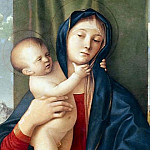 Giovanni Bellini - Madonna and Child (Willys Madonna)