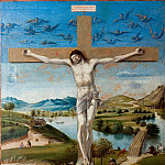 Giovanni Bellini - Crucifix