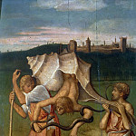 Four Allegories - Envy, Giovanni Bellini