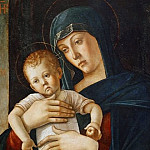 Giovanni Bellini - Madonna and Child (Greek Madonna)