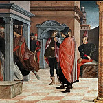 Giovanni Bellini - Saint Vincent Ferrer Altarpiece