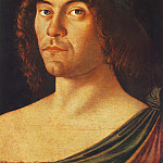 Portrait of a Humanist, Giovanni Bellini