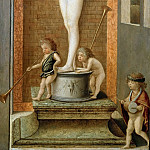 Giovanni Bellini - Four Allegories - Vainglory