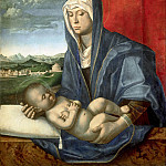 Virgin and Child, Giovanni Bellini