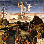 Giovanni Bellini - The Resurrection of Christ