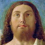 Head of the Redeemer, Giovanni Bellini