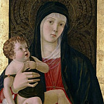 Giovanni Bellini - The Madonna and Child