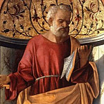 Saint Peter, Giovanni Bellini