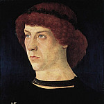 Portrait of Jorg Fugger, Giovanni Bellini
