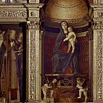 Giovanni Bellini - Frari Altarpiece