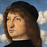 Giovanni Bellini - Portrait of a Venetian Gentleman