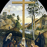 Lamentation, Giovanni Bellini