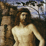Christ crowned with Thorns, Giovanni Bellini