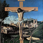 The crucifixion, Giovanni Bellini