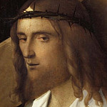 Christ Bearing the Cross, Giovanni Bellini