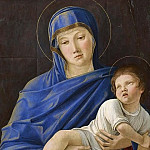 Madonna with the child, Giovanni Bellini