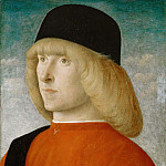 Giovanni Bellini - Portrait of a Young Senator