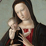 Giovanni Bellini - Virgin and Child